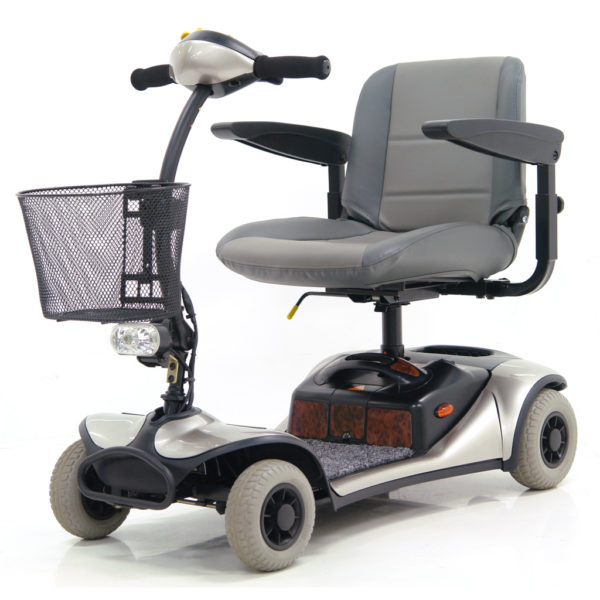 Scooter electrico desmontable