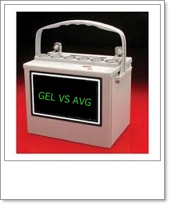 Baterias gel vs avg