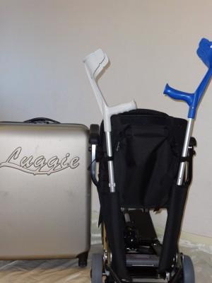 scooter eléctrico plegable ligero