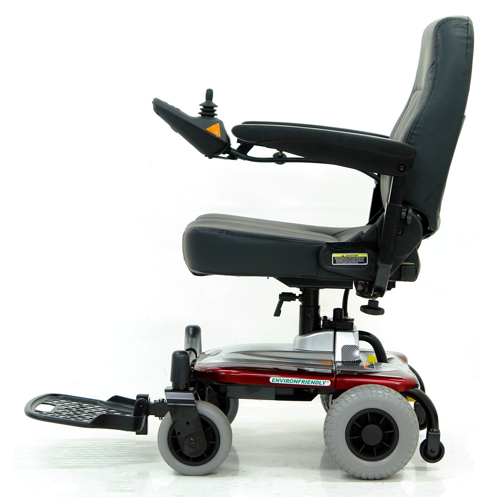 Sillas de ruedas electricas compact light lux scooters electricos - Silla ruedas electrica ...