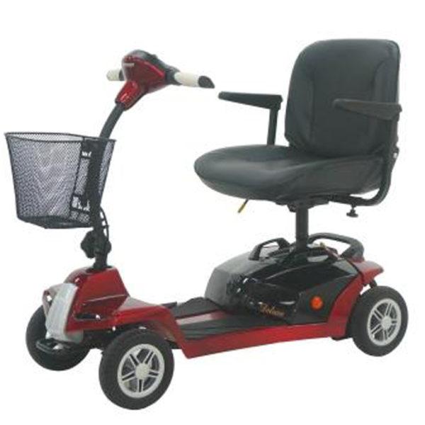 scooter electrico Pari