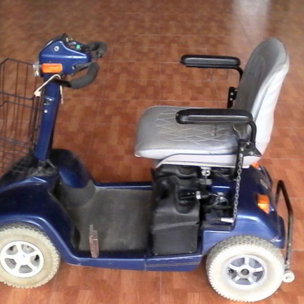 Scooter plegable segunda mano scooters el ctricos y sillas de ruedas - Sillas de rueda de segunda mano ...