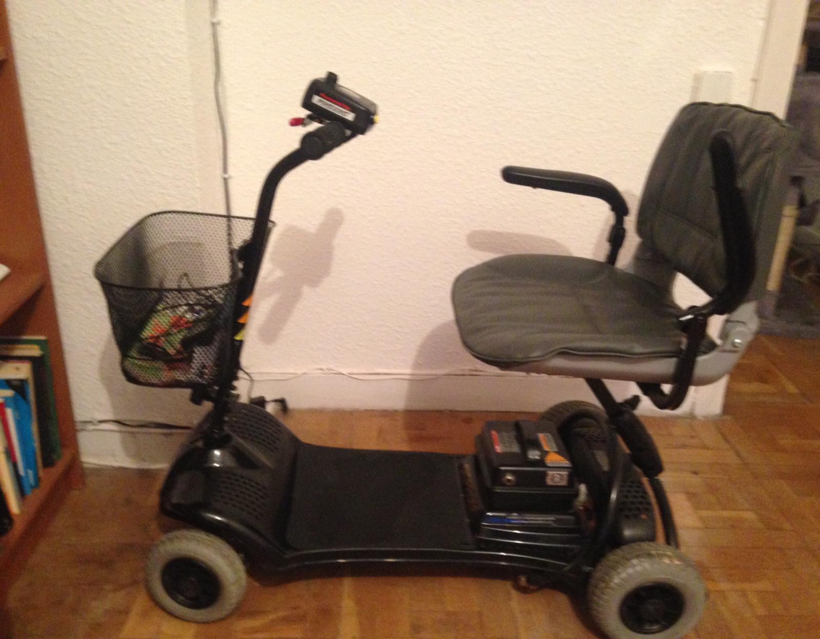 Scooter basico de segunda mano scooters el ctricos y sillas de ruedas - Silla de ruedas electrica de segunda mano ...
