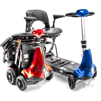Mobie Plus Folding Scooter